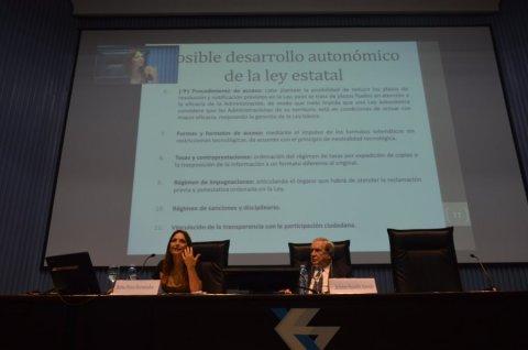 A Lei 19/2013 e o marco autonómico: a experiencia canaria  - Curso monográfico: Transparencia, goberno aberto e Administración pública